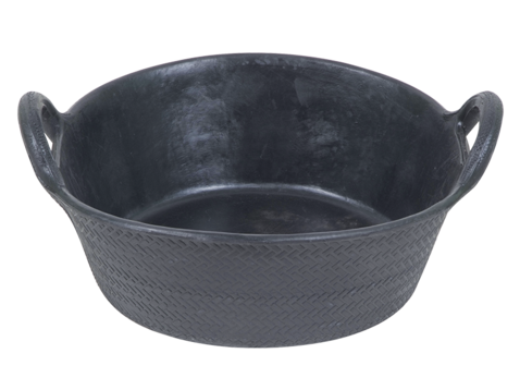 Feed Tub Recycled Rubber 20lt