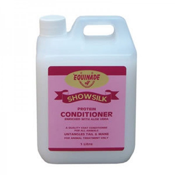 Equinade Showsilk Prot Conditioner 1l