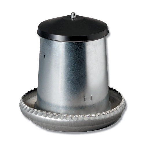Poultry Feeder Galvanised 5kg