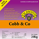 Olsson's Cobb and Co +Sel
