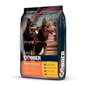 5 Bags - Cobber Working Dog