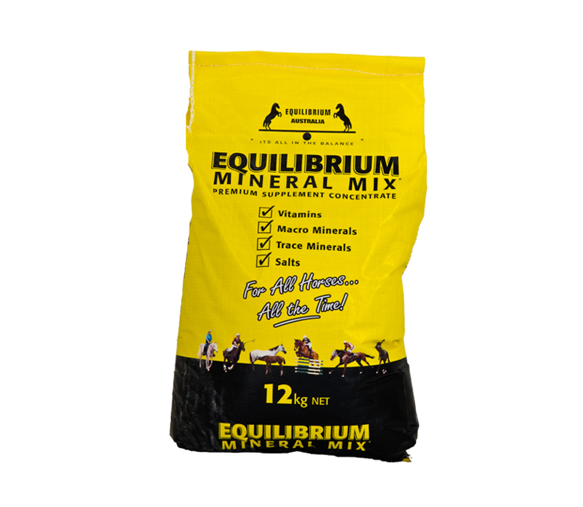 Equilibrium Mineral Mix Yellow 12Kg