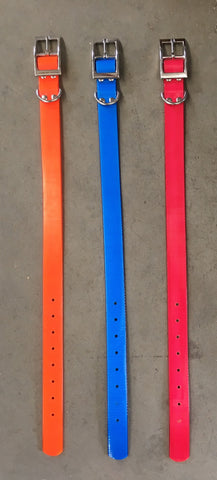 PVC Dog Collar 50cmx2.5cm