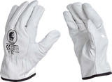 Tough Hands Gloves - Thermal Lined Riggers - Large