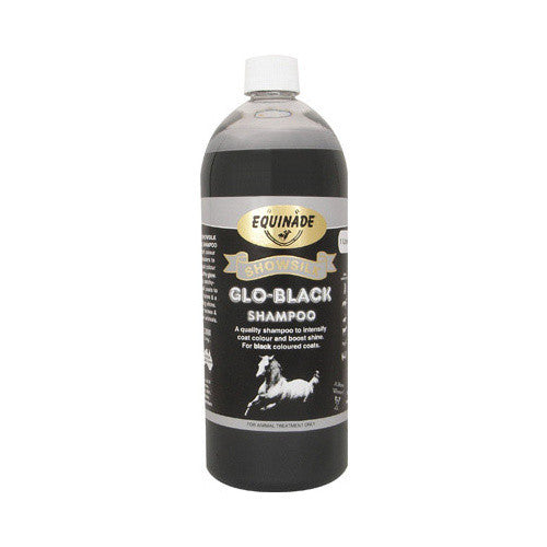 Equinade Showsilk Glo Black 1l