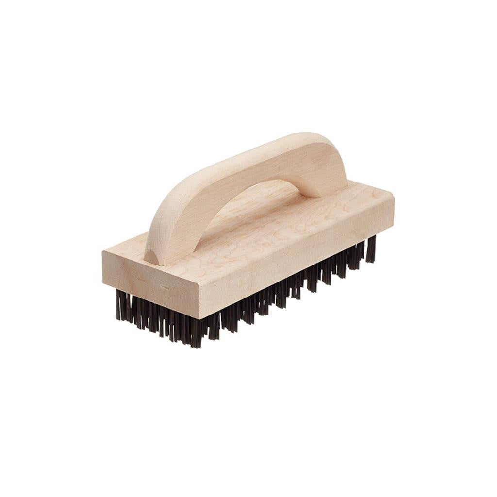 Wire Block Brush Large with Handle