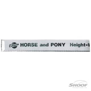 Weight Tape Horse