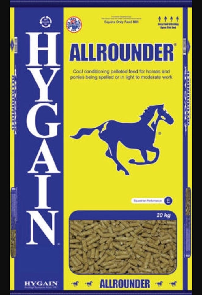 5 Bags - Hygain All Rounder