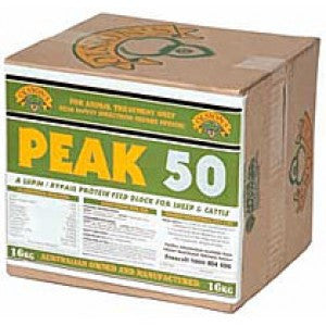 Olssons Block Peak 50 NO urea