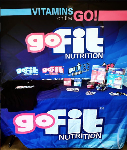 GoFit Nutrition at Total MMA Studios