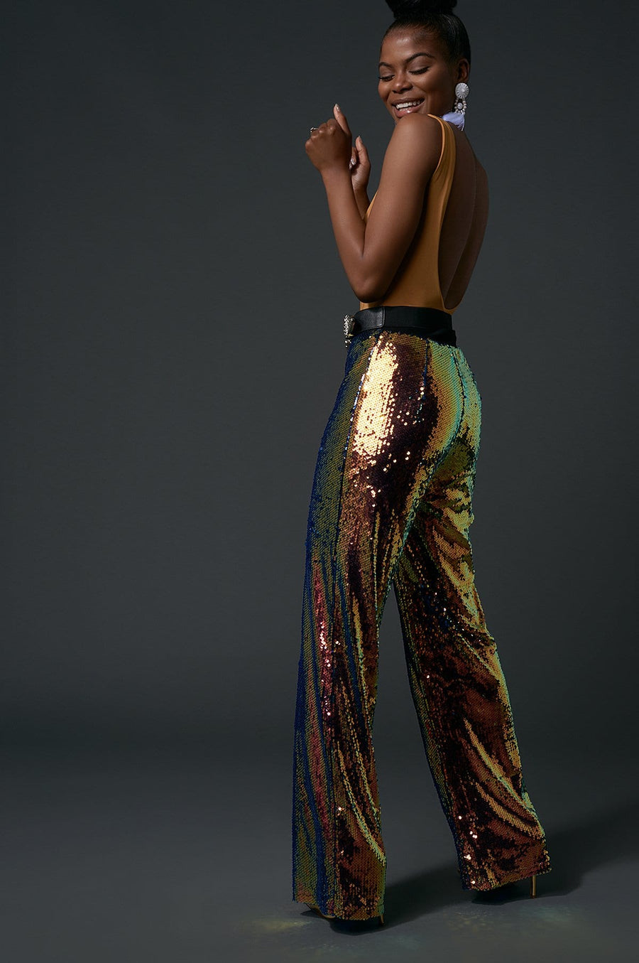 'Lexi' Embelished Pant