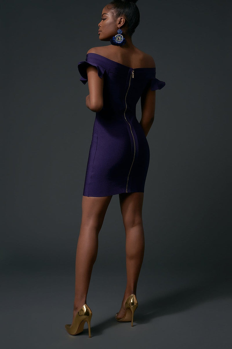 'Emmeline' Bandage Dress