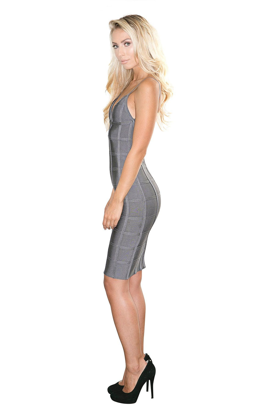 'Claudia' Bandage Dress