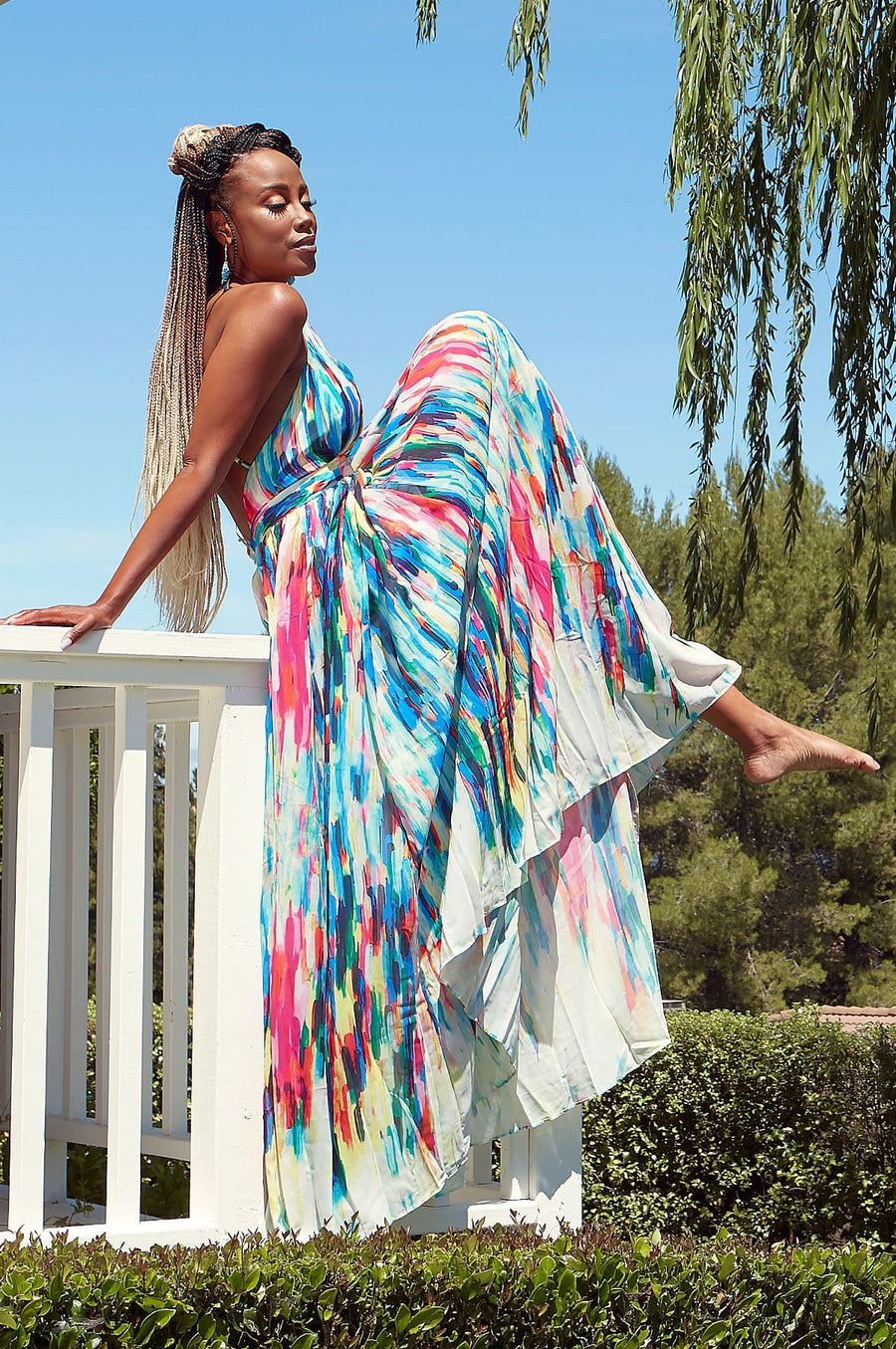 'Bermuda' Maxi Dress