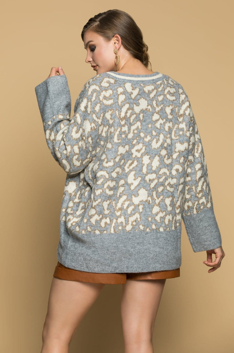 'Marlee' Knit Sweater