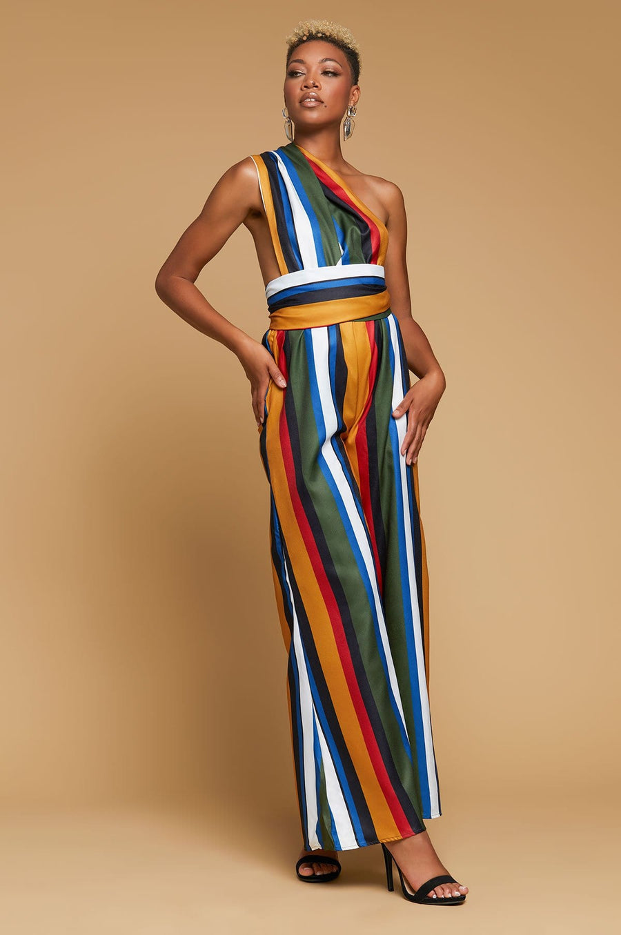 'Xandra' Multi Way Jumpsuit