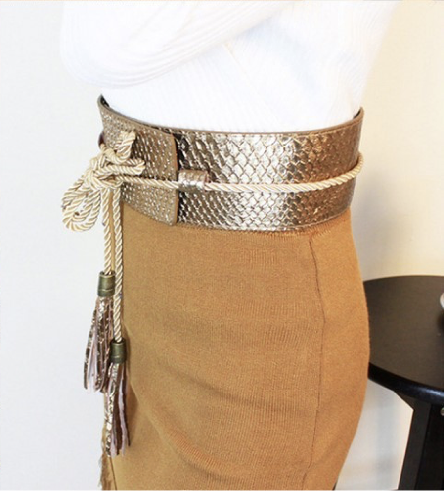 'Cesar' Wrap Belt