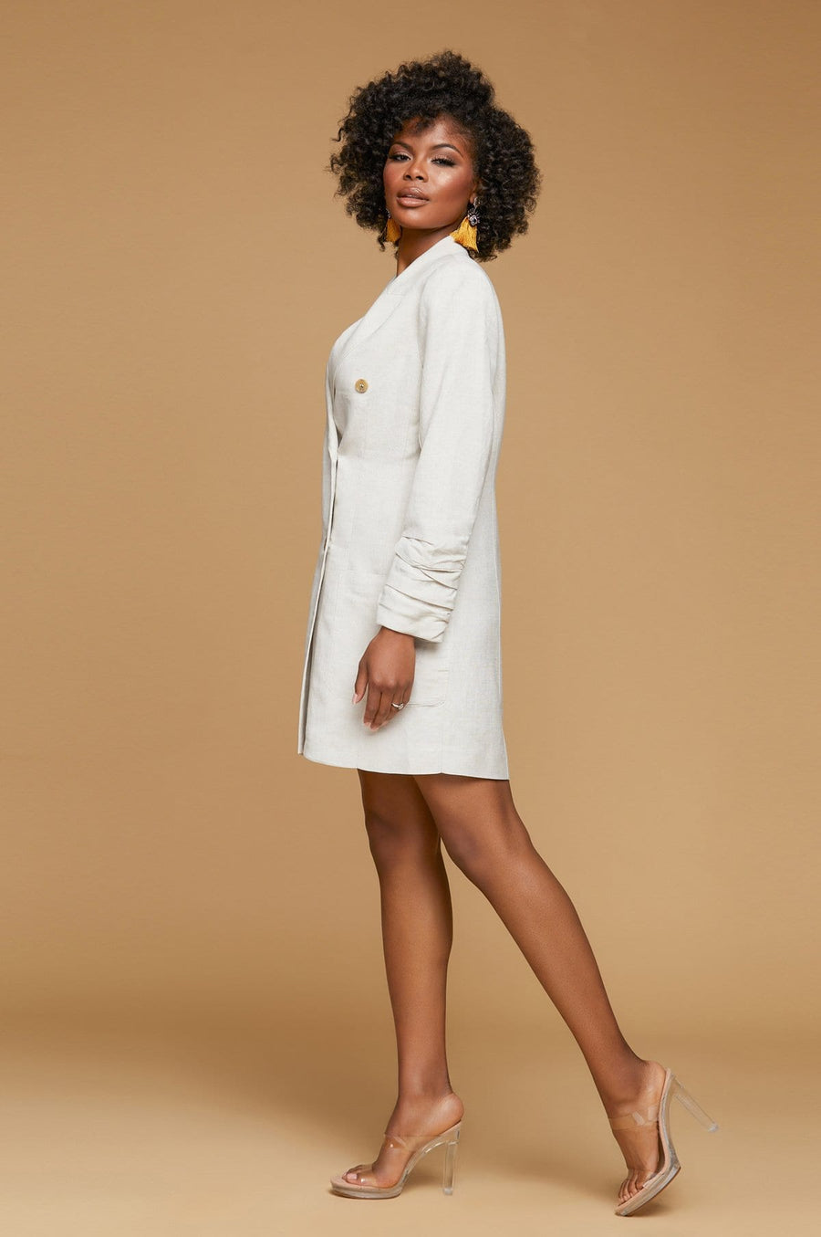 'Nicole' Blazer Dress