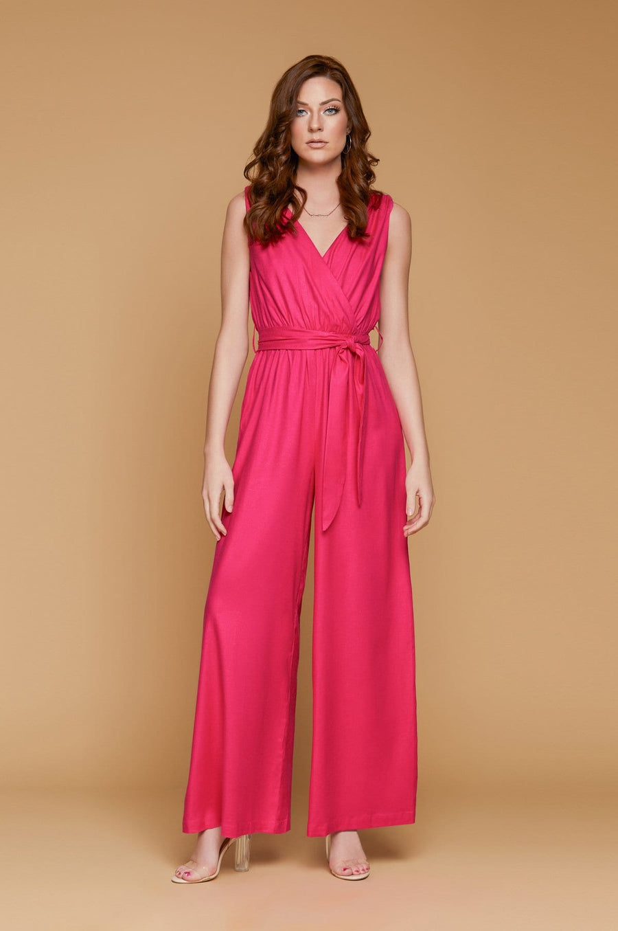 'Isis' Sleeveless Jumpsuit