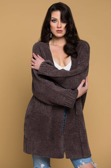 'Sarah' Boyfriend Cardigan Sweater