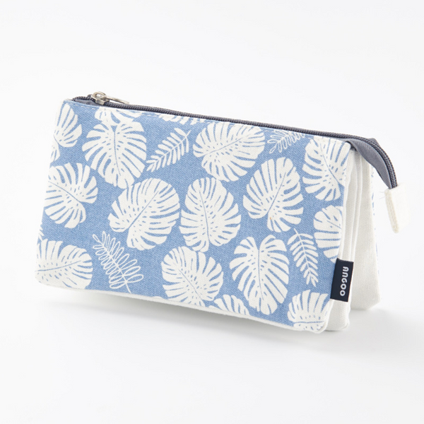 Extra Large Canvas Pencil Case