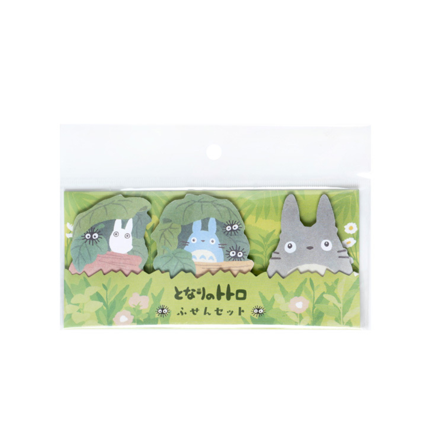 Studio Ghibli Sticky Notes