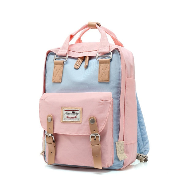 Vintage Pink Panther Backpack (13 Colors)