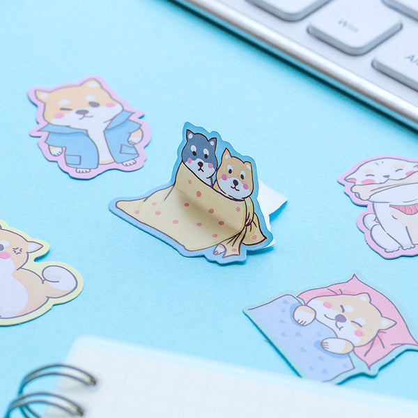 Nekoni Animal Paper Stickers
