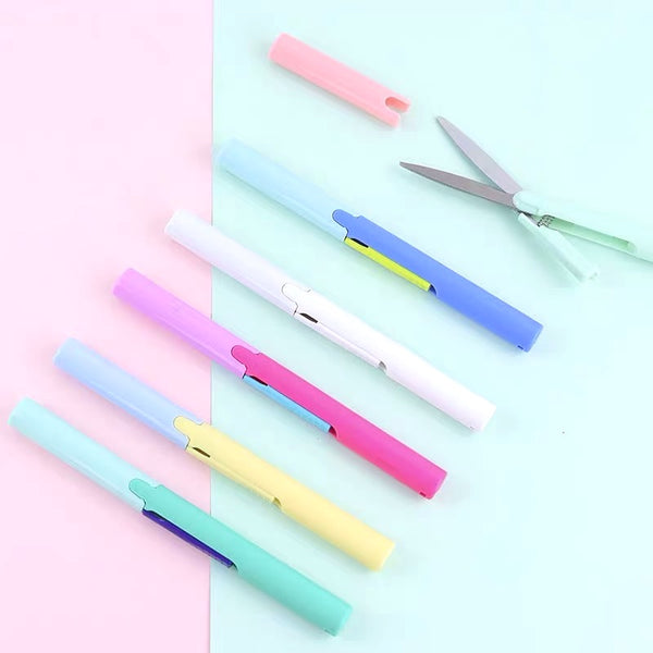 Plus Compact Pen Style Twiggy Scissors