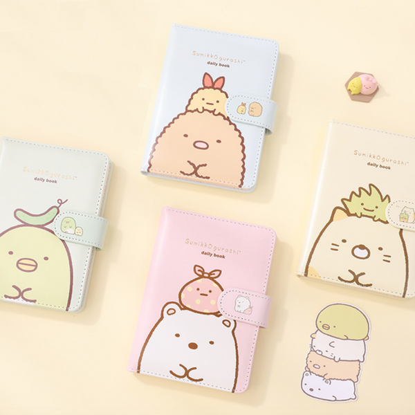 Sumikko Gurashi Daily Notebook