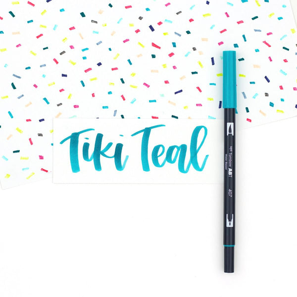 Tombow ABT Dual Brush Pens - 12 New Colors