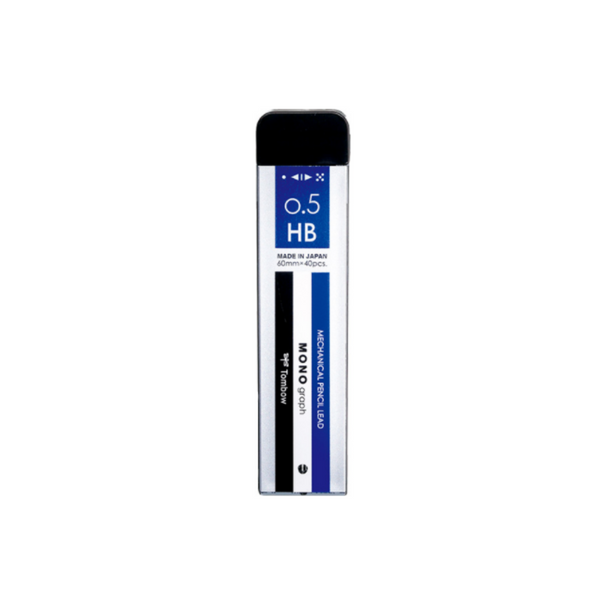 Tombow Mono Graph Lead - 0.5 mm