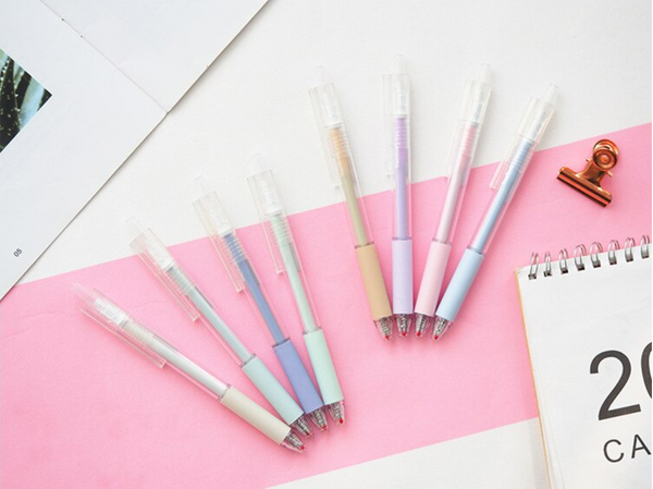 Transparent Gel Ink Pen