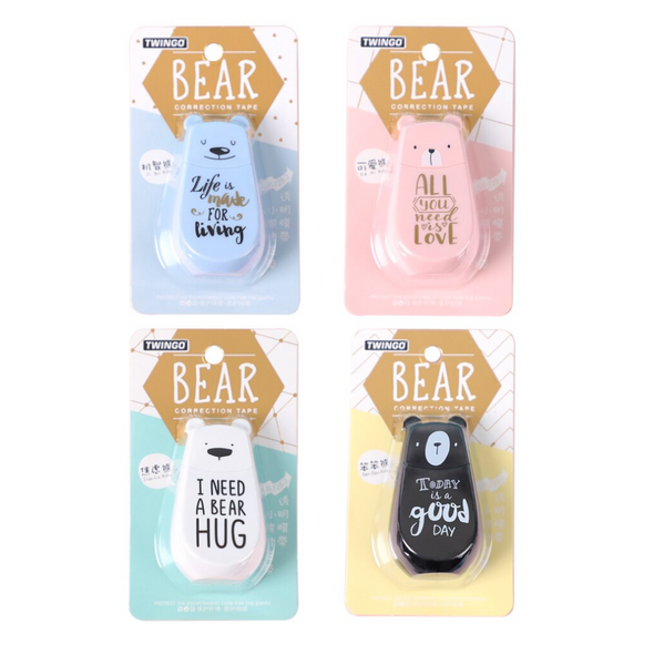 Bear Hug Correction Tape