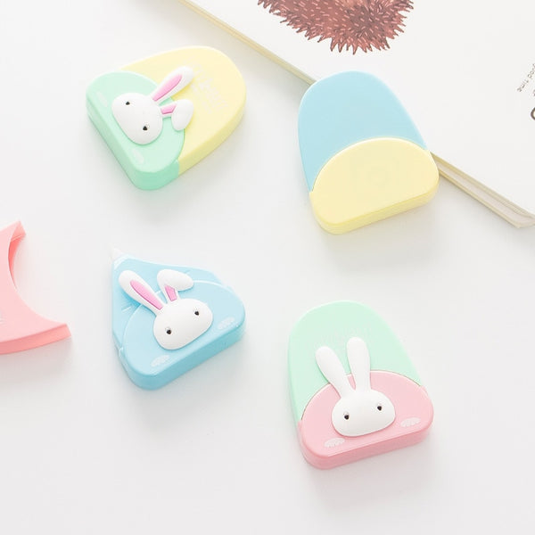 Cute Japanese Zenki Bunny Rabbit Correction Tape