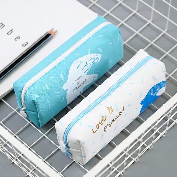 Love & Peace Pencil case