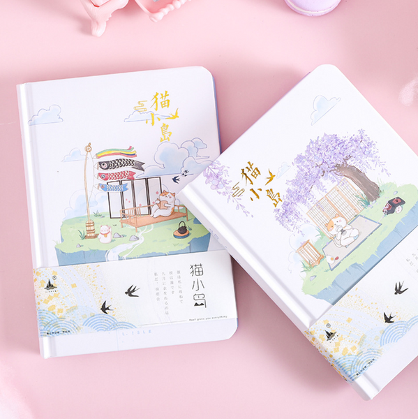 Sakura Nekojima Notebook