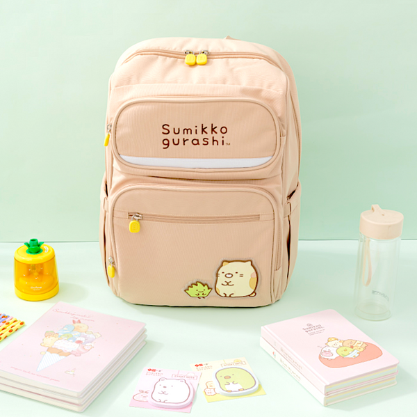 San-x Sumikko Gurashi Backpack - Large - Unicolor (4 Colors)