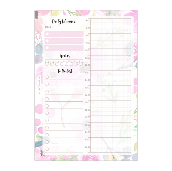 Daily Planner Refills