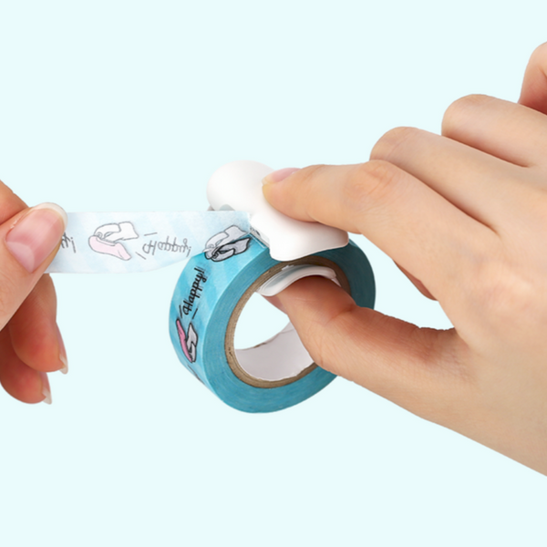 KOKUYO Washi Tape Dispenser Cutter