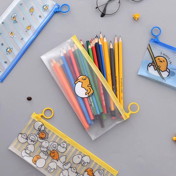 Gudetama Lazy Egg Pencil Case 2