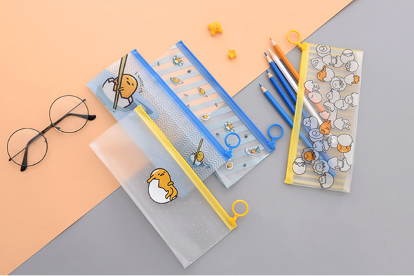 Gudetama Lazy Egg Pencil Case