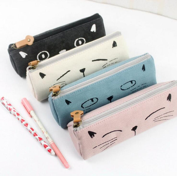 Cute Neko Pencil Case