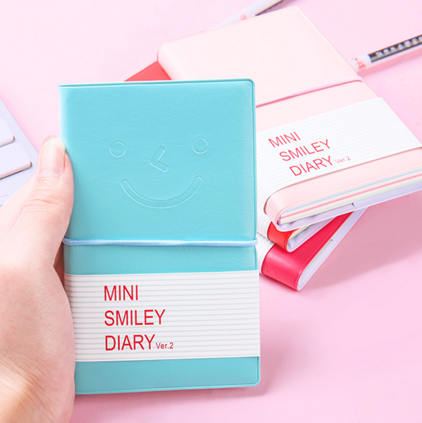 Smiley Mini Diary