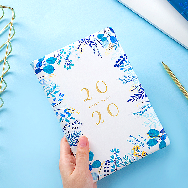 2020 Happiness Personal Planner - White