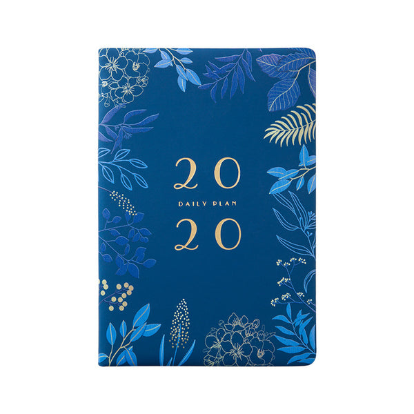2020 Happiness Personal Planner - Blue