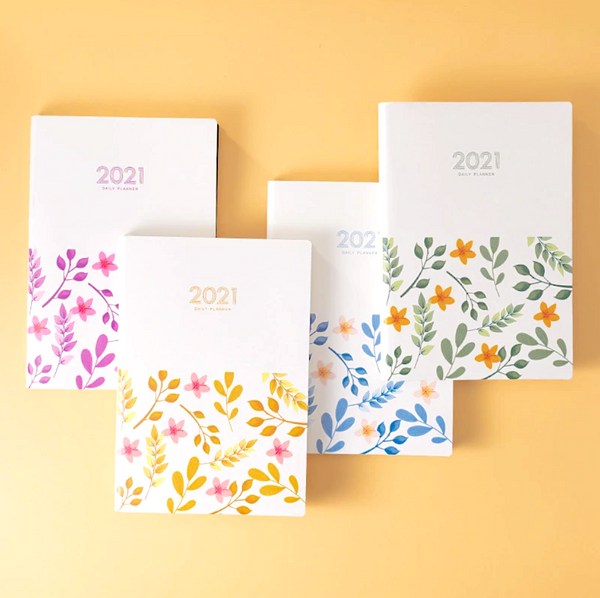 2021 Daily Happiness Planner