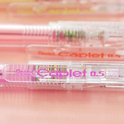 Pentel Transparent Mechanical Pencil