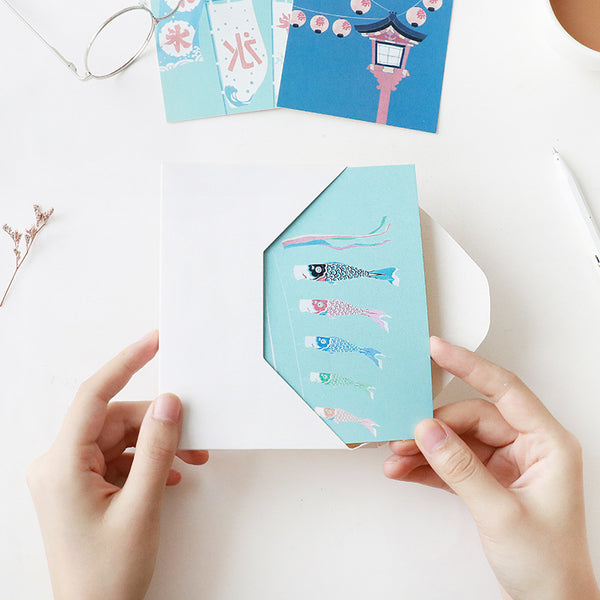 Little Japan Greeting Cards