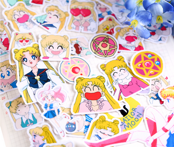 Sailor Moon Stickers 4